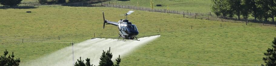 helisika spraying