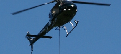 helisika helicopters lifting